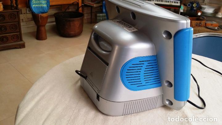 Radios antiguas: REPRODUCTOR DE CD - KARAOKE CON MICRÓFONO - Foto 5 - 146656866