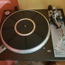 Radios antiguas: PLATO FISHER MT-6225 CON AGUJA AUDIOTHECNICA. Lote 147536614