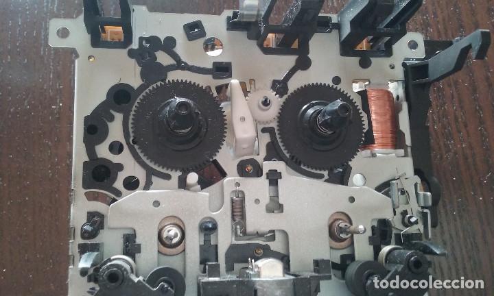 Radios antiguas: PIEZAS DE LA PLETINA PIONEER CT-W606DR (PLACA BASE, PANEL FRONTAL FUNCIONANDO) - Foto 9 - 147634670
