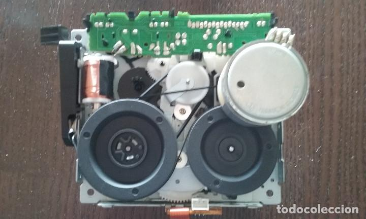 Radios antiguas: PIEZAS DE LA PLETINA PIONEER CT-W606DR (PLACA BASE, PANEL FRONTAL FUNCIONANDO) - Foto 10 - 147634670