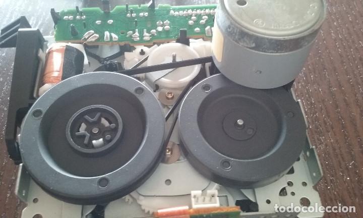 Radios antiguas: PIEZAS DE LA PLETINA PIONEER CT-W606DR (PLACA BASE, PANEL FRONTAL FUNCIONANDO) - Foto 11 - 147634670