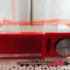 Radios antiguas: RADIO TELEFUNKEN PANCHITO, BT 29107, BONITO ADORNÓ VINTAGE. Lote 147730557