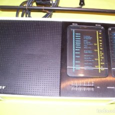 Radios antiguas: ANTIGUO RADIO MARCA INTER MODELO EUROMODUL 162 !!!! AÑOS 60 /70 -LEER DESCRIPCIÓN.. Lote 147758906