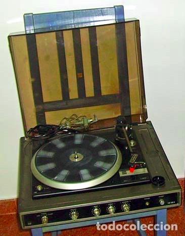 TOCADISCOS DUAL AUTOMATIC 1234 HS 123S (Radios, Gramófonos, Grabadoras y Otros - Transistores, Pick-ups y Otros)