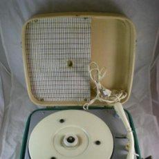 Radios antiguas - Jobophone Pick-up - Tocadiscos - Funciona - 220V/125V - 147902538