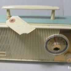 Radios antiguas: RADIO PORTÁTIL TRANSISTOR MOD 6 VINTAGE AÑOS 60.. Lote 148028294