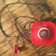 Radios antiguas: MINI RADIO CON AURICULARES STEREO. Lote 148074514