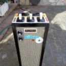 Radios antiguas: AMPLICADOR REALIZADO ARTESALMENTE. Lote 148147854