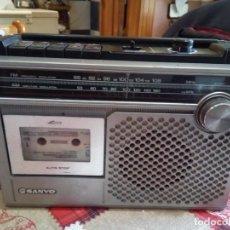 Radios antiguas: RADIOCASSETTE SANYO. Lote 148756910