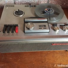Radios antiguas: MAGNETÓFONO TELEFUNKEN. Lote 148937636
