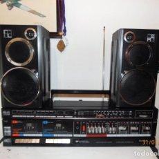 Radios antiguas: RARA MINI CADENA SANSUD SS-777 AÑOS 80. Lote 149289894