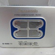 Radios antiguas: WALKMAN PANASONIC RQ-SX21. Lote 149583450