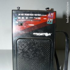 Radios antiguas: RADIO TRANSISTOR BRIGMTON. Lote 149618454