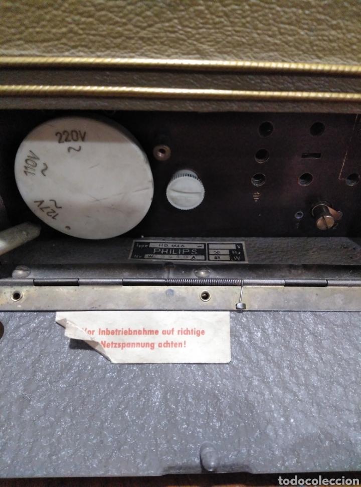 Radios antiguas: Radio phone case Philips 464 - Foto 11 - 149701005