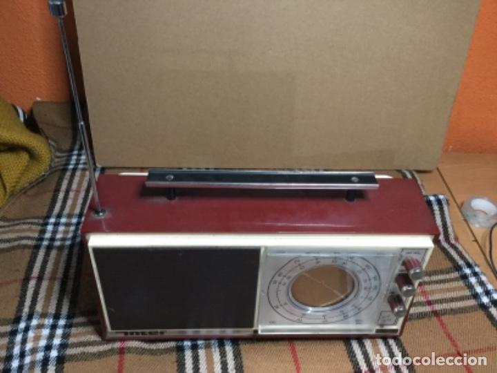 Radios antiguas: Radio ÍNTER , MODELO NIZA - Foto 2 - 150118342