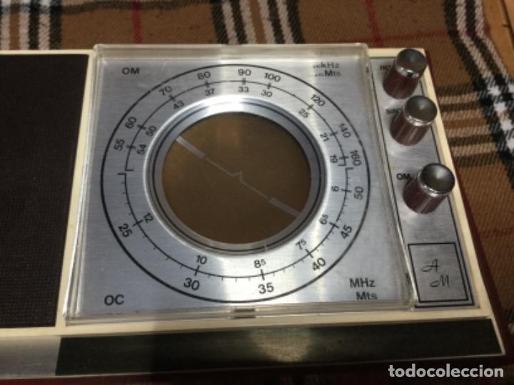 Radios antiguas: Radio ÍNTER , MODELO NIZA - Foto 7 - 150118342