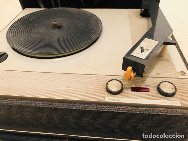 Radios antiguas: Tocadiscos portátil Scot - Foto 5 - 150166810