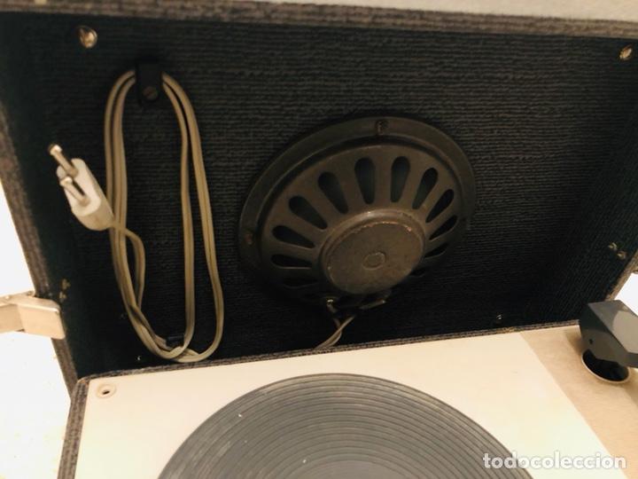 Radios antiguas: Tocadiscos portátil Scot - Foto 7 - 150166810