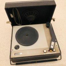 Alte Radios - Tocadiscos portátil Scot - 150166810