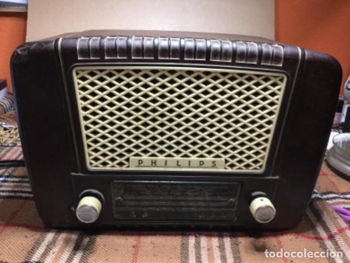 RADIO PHILIPS RECICLADA FM,USB,BLUETOOTH,MANDO A DISTANCIA (Radios, Gramófonos, Grabadoras y Otros - Transistores, Pick-ups y Otros)