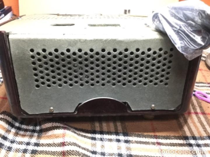 Radios antiguas: Radio PHILIPS reciclada FM,USB,BLUETOOTH,MANDO A DISTANCIA - Foto 9 - 150483942