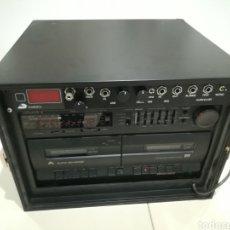 Radios antiguas: CASSETTE CON AMPLIFICADOR SONY. Lote 150607713