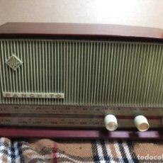 Radios antiguas: RADIO VÁLVULAS TELEFUNKEN PANCHITO RECICLADA USB ,BLUETOOTH. Lote 160577552