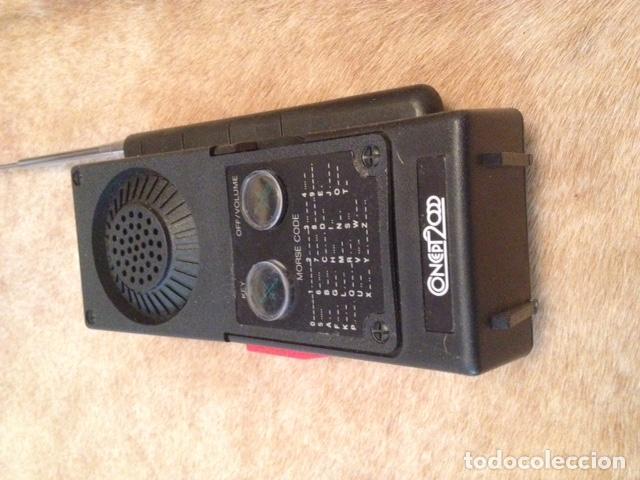 Radios antiguas: PAREJA DE WALKI TALKIE CONCEPT 2.000, ESTADO IMPECABLE, NO USO MEDIDAS 16 X 7- MODELO Nº 602 - Foto 6 - 150741010