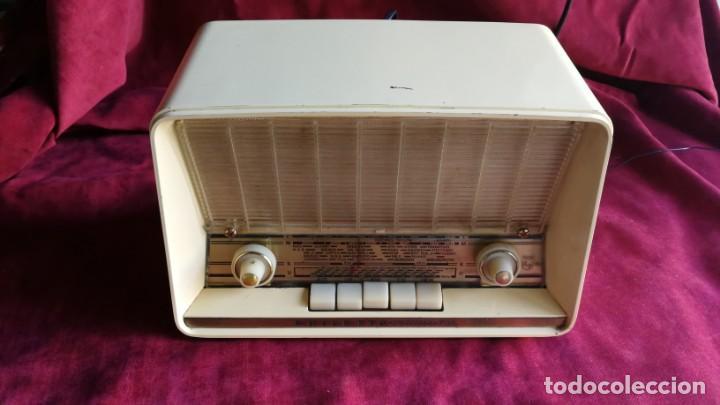 RADIO PHILIPS PHILETTA TRANSISTOR, EXCELENTE Y FUNCIONANDO, VIDEO (Radios, Gramófonos, Grabadoras y Otros - Transistores, Pick-ups y Otros)
