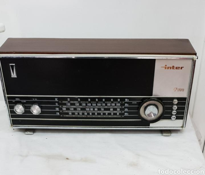 Radios antiguas: Radio Inter - Foto 2 - 150843328