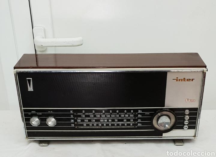 Radios antiguas: Radio Inter - Foto 3 - 150843328