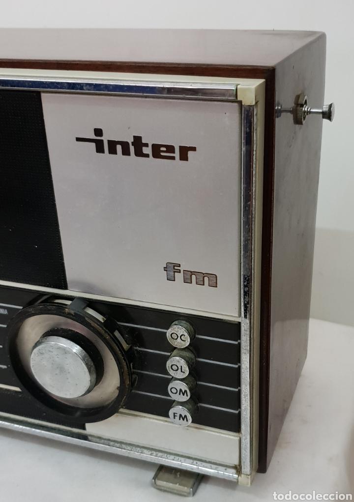 Radios antiguas: Radio Inter - Foto 4 - 150843328