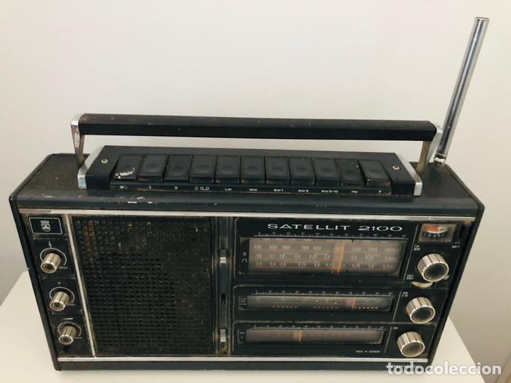 Radios antiguas: Grundig Satellit 2100 No funciona - Foto 3 - 150860298