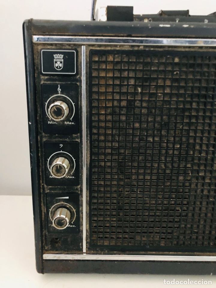 Radios antiguas: Grundig Satellit 2100 No funciona - Foto 4 - 150860298