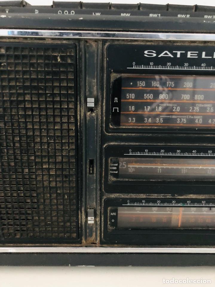 Radios antiguas: Grundig Satellit 2100 No funciona - Foto 5 - 150860298