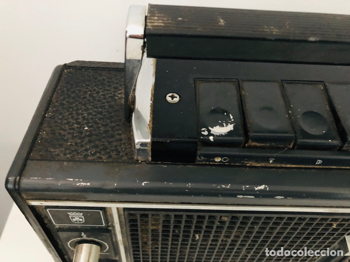 Radios antiguas: Grundig Satellit 2100 No funciona - Foto 7 - 150860298