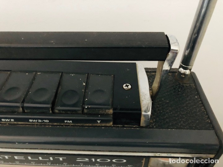 Radios antiguas: Grundig Satellit 2100 No funciona - Foto 9 - 150860298