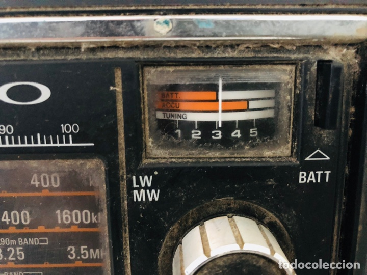 Radios antiguas: Grundig Satellit 2100 No funciona - Foto 11 - 150860298