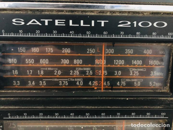 Radios antiguas: Grundig Satellit 2100 No funciona - Foto 12 - 150860298