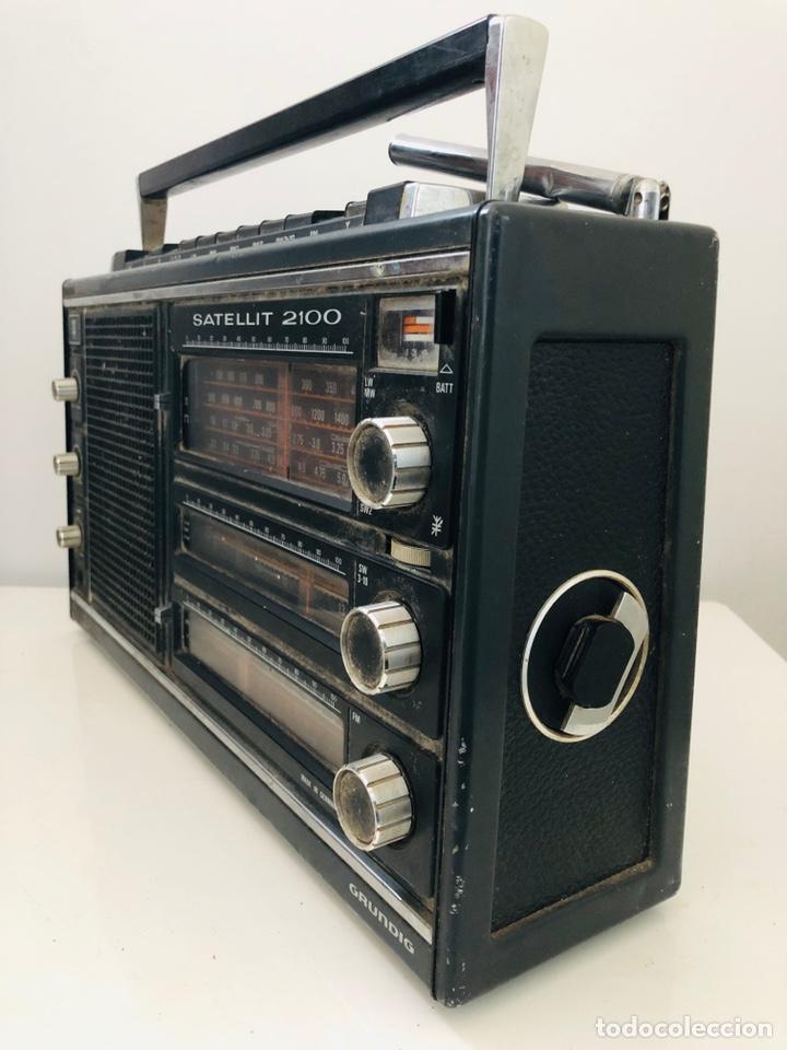 Radios antiguas: Grundig Satellit 2100 No funciona - Foto 13 - 150860298