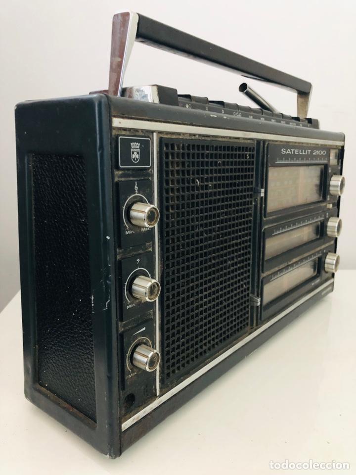 Radios antiguas: Grundig Satellit 2100 No funciona - Foto 14 - 150860298