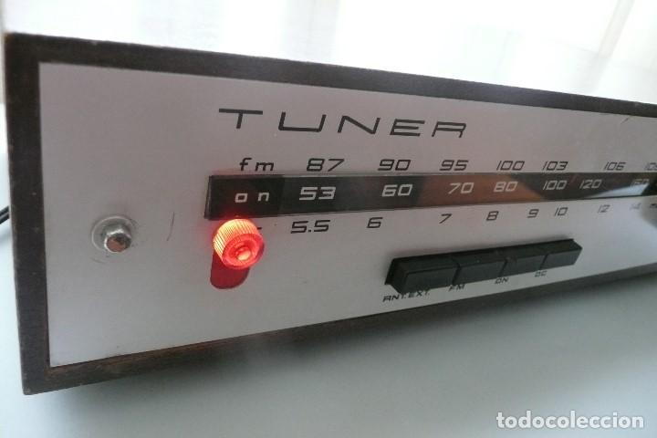 Radios antiguas: ANTIGUA RADIO FM/AM-TUNER - Foto 2 - 150936510