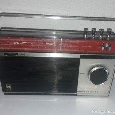 Radios antiguas: RADIO TRANSISTOR CENTAURO SUPER 37 PT FABRICADO EN ESPAÑA POR CAHUE CG. Lote 150983102