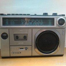 Alte Radios - RADO CASSETTE SANYO - 151059186