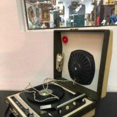 Radios antiguas: MALETIN PICK-UP AÑOS 70 - FUNCIONANDO Y MUY BUEN ESTADO. Lote 151442802