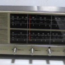 Radios antiguas: ANTIGUA RADIO. MINUTEMAN 62T. VANGUARD. SOLID STATE. FUNCIONA. VER. Lote 151701866