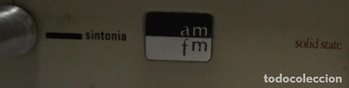 Radios antiguas: ANTIGUA RADIO. MINUTEMAN 62T. VANGUARD. SOLID STATE. FUNCIONA. VER - Foto 9 - 151701866