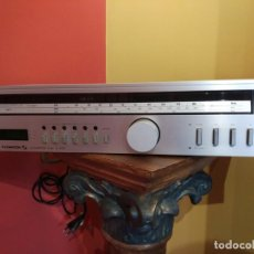 Radios antiguas: THOMSON SINTONIZADOR S-4001 STEREOPHONIC TUNER. Lote 152032330