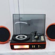 Radios antiguas: TOCADISCOS COSMOS MDL.E 6060. Lote 152053436
