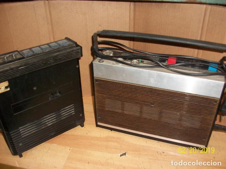 Radios antiguas: LOTE DE 2 RADIOS-PHILIPS MODELO 070 Y ORION - Foto 5 - 185706097